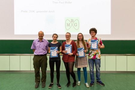 Bild 3. Sieger in der Klassenstufe 11-13