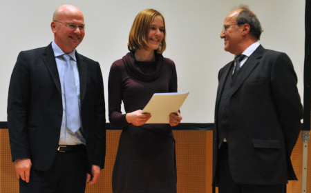Picture from VBKI science award