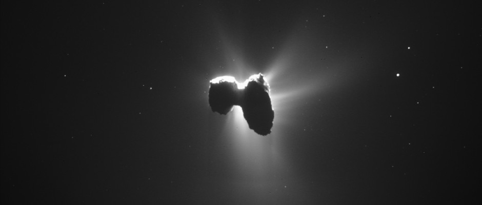 ESA/Rosetta/NacCam