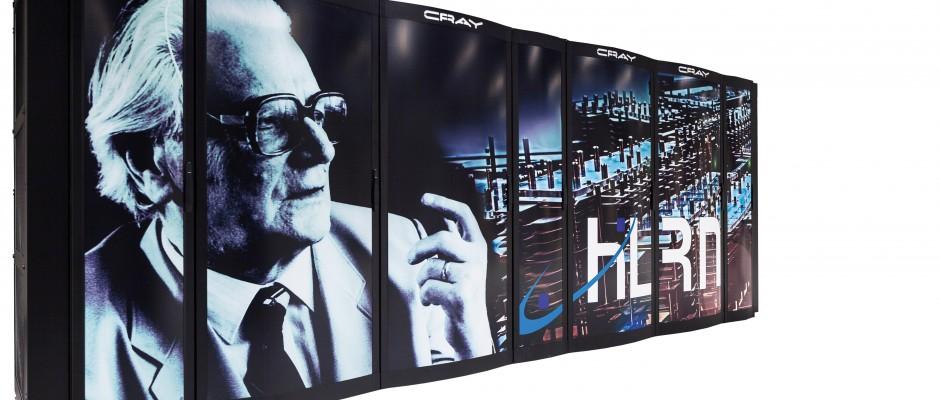 Supercomputing Cray at ZIB