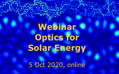 Optics for Solar Energy