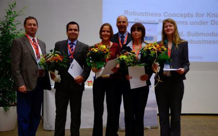 Marika Karbstein gewinnt GOR Dissertationspreis 2014