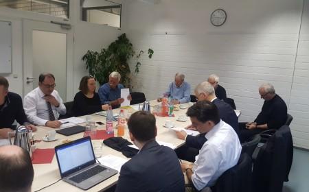 Bild des Treffens