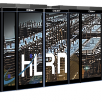 "The Cray XC40/30 supercomputer ""Konrad"" is the heart of the HLRN-III complex operated at ZIB."